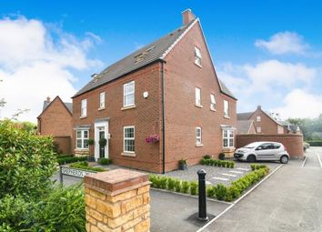 Thumbnail 6 bed detached house for sale in Shepherds Walk, Honeybourne, Evesham, Worcestershire