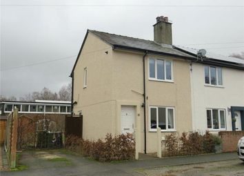 Thumbnail 2 bed semi-detached house for sale in Windebrowe Avenue, Keswick, Cumbria