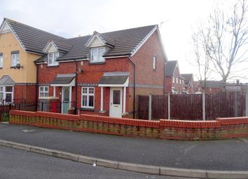 Thumbnail 2 bed town house for sale in Gleave Crescent, Liverpool, Merseyside
