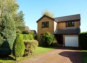 Thumbnail 4 bed detached house for sale in Brent Road, Stewartfield, East Kilbride