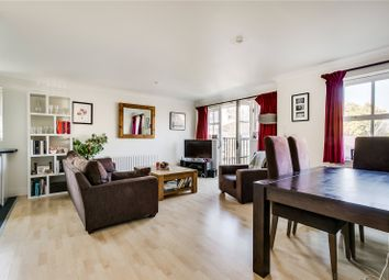 Thumbnail 2 bed flat for sale in Belvedere Place, London