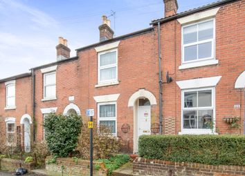 Thumbnail 2 bed terraced house for sale in Peterborough Road, Inner Avenue, Southampton