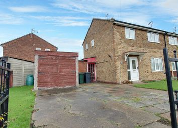 Thumbnail 3 bed end terrace house for sale in Alwyn Road, Thorne, Doncaster