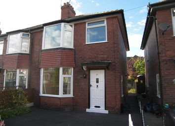 Thumbnail 3 bed semi-detached house to rent in Silverfields Road, Harrogate