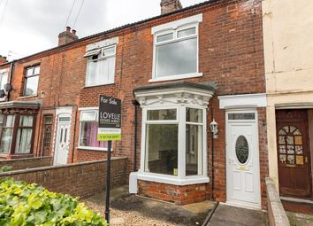 Thumbnail 3 bedroom terraced house for sale in Burke Street, Scunthorpe, North Lincolnshire
