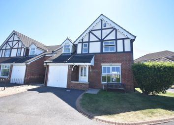 Thumbnail 4 bed detached house for sale in Belsher Drive, Kingswood, Bristol
