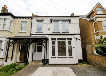 Thumbnail 4 bed semi-detached house for sale in Warren Road, London