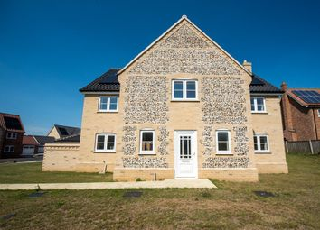 4 bed detached house for sale in Plot 17, Roxbury Drive, East Harling NR16