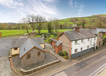 Thumbnail 5 bed property for sale in The Talkhouse, Pontdolgoch, Caersws, Powys