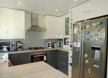 Thumbnail 3 bedroom terraced house to rent in Riversdell Close, Chertsey, Surrey