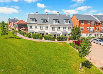 Thumbnail 3 bed property for sale in Mercury Drive, Andover Down, Andover