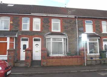 Thumbnail 3 bed terraced house for sale in Woodland Terrace, Maesycoed, Pontypridd