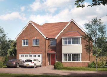 Thumbnail 5 bed detached house for sale in Harbury Lane, Warwick Warwickshire