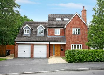 Thumbnail 5 bed detached house for sale in Witchcombe Close, Great Cheverell, Devizes