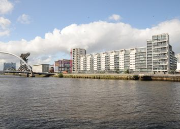 Thumbnail 3 bedroom flat for sale in Lancefield Quay, Glasgow