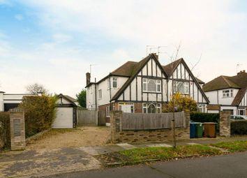 Thumbnail 3 bed semi-detached house for sale in Sherington Avenue, Hatch End