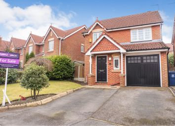 Thumbnail 3 bed detached house for sale in Fieldview, Upholland