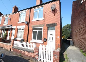 Thumbnail 3 bed end terrace house for sale in Hollowgate Avenue, Wath-Upon-Dearne, Rotherham