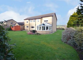 Thumbnail 5 bed detached house for sale in Moor Lane, Highburton, Huddersfield, West Yorkshire