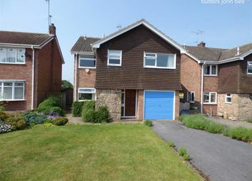 Thumbnail 4 bed detached house for sale in Fairbanks Walk, Stone, Staffordshire