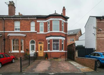 Thumbnail 4 bed end terrace house for sale in Oxford Road, Altrincham
