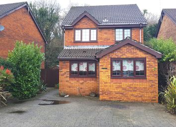 Thumbnail 3 bed detached house for sale in Heol Cambrensis, Pyle