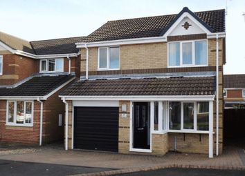 Thumbnail 3 bed detached house for sale in Gladewell Court, Choppington