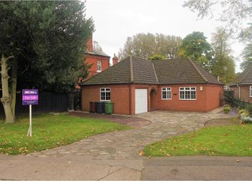 Thumbnail 3 bed detached bungalow for sale in Doddington Road, Lincoln