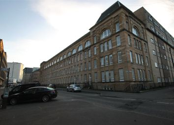 Thumbnail 1 bed flat for sale in Kent Road, Glasgow, Lanarkshire
