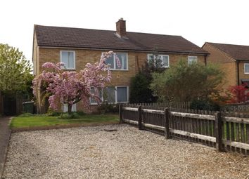 Thumbnail 3 bed property to rent in Macaulay Avenue, Great Shelford, Cambridge