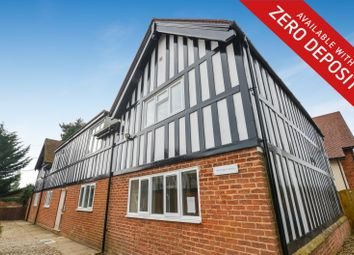 Thumbnail 2 bed flat to rent in The Stable Block, The Firs, Whitchurch