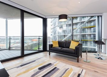 Thumbnail 1 bed flat to rent in 2 Riverlight Quay, Nine Elms, London