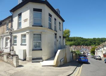 Thumbnail 1 bed flat to rent in Clarendon Place, Dover