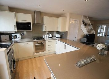 Thumbnail 3 bed terraced house for sale in Dene Royd Close, Stainland, Halifax