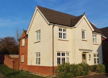 Thumbnail 4 bed detached house for sale in Comet Crescent, Calne