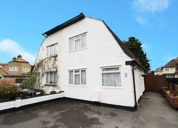 Thumbnail 2 bed semi-detached house for sale in Hardinge Close, Uxbridge