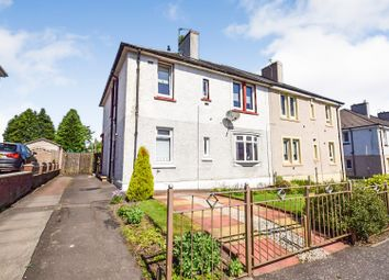 Thumbnail 2 bed flat for sale in Bankhead Avenue, Bellshill