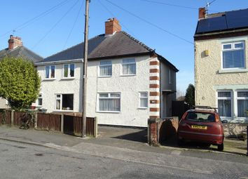 Thumbnail 3 bed semi-detached house for sale in Windmill Lane, Belper