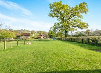 Thumbnail 4 bed equestrian property for sale in Ringwood Road, Bartley, Southampton