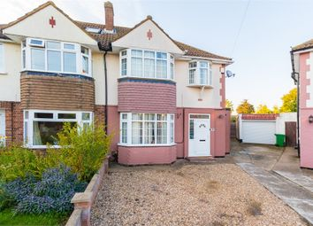 Thumbnail 4 bed semi-detached house to rent in Bannister Close, Langley, Berkshire