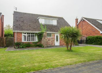 Thumbnail 4 bed detached bungalow for sale in Ledson Grove, Aughton, Ormskirk