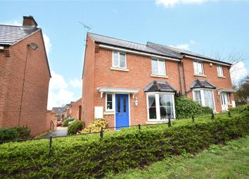 Thumbnail 3 bed semi-detached house to rent in Crutchley Wood, Bracknell, Berkshire