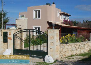 Thumbnail 3 bed villa for sale in Near Almyrida, Apokoronos, Chania, Crete, Greece