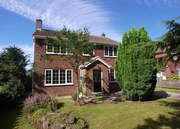 Thumbnail 4 bed detached house to rent in Mill Lane, Acaster Malbis, York