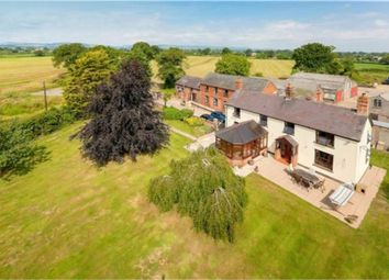 Thumbnail 4 bed detached house for sale in Bryn Goleu, St Martins, Oswestry, Shropshire