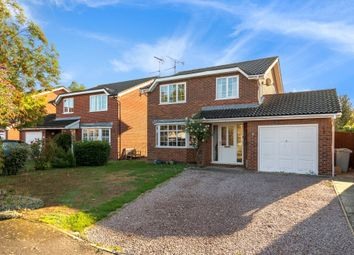 Thumbnail 3 bed detached house for sale in The Brambles, Bourne