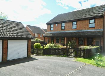 Thumbnail 3 bed semi-detached house to rent in Fallowfield Close, Weavering, Maidstone