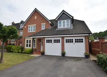 4 bed detached house for sale in Octavia Close, Chellaston, Derby DE73