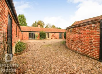 Thumbnail 4 bed barn conversion for sale in Cantley Lane, Cringleford, Norwich