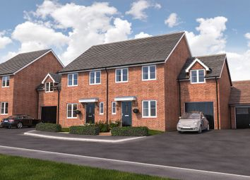 Thumbnail 3 bed detached house for sale in Manders Croft, Southam